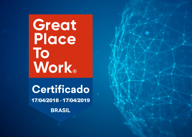 Certificado Great Place To Work - GPTW
